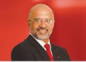Lunch with DBS CEO Piyush Gupta
