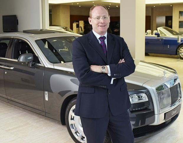 FCA Talk with Paul Harris, Regional Director, Asia Pacific for Rolls-Royce Motor Cars