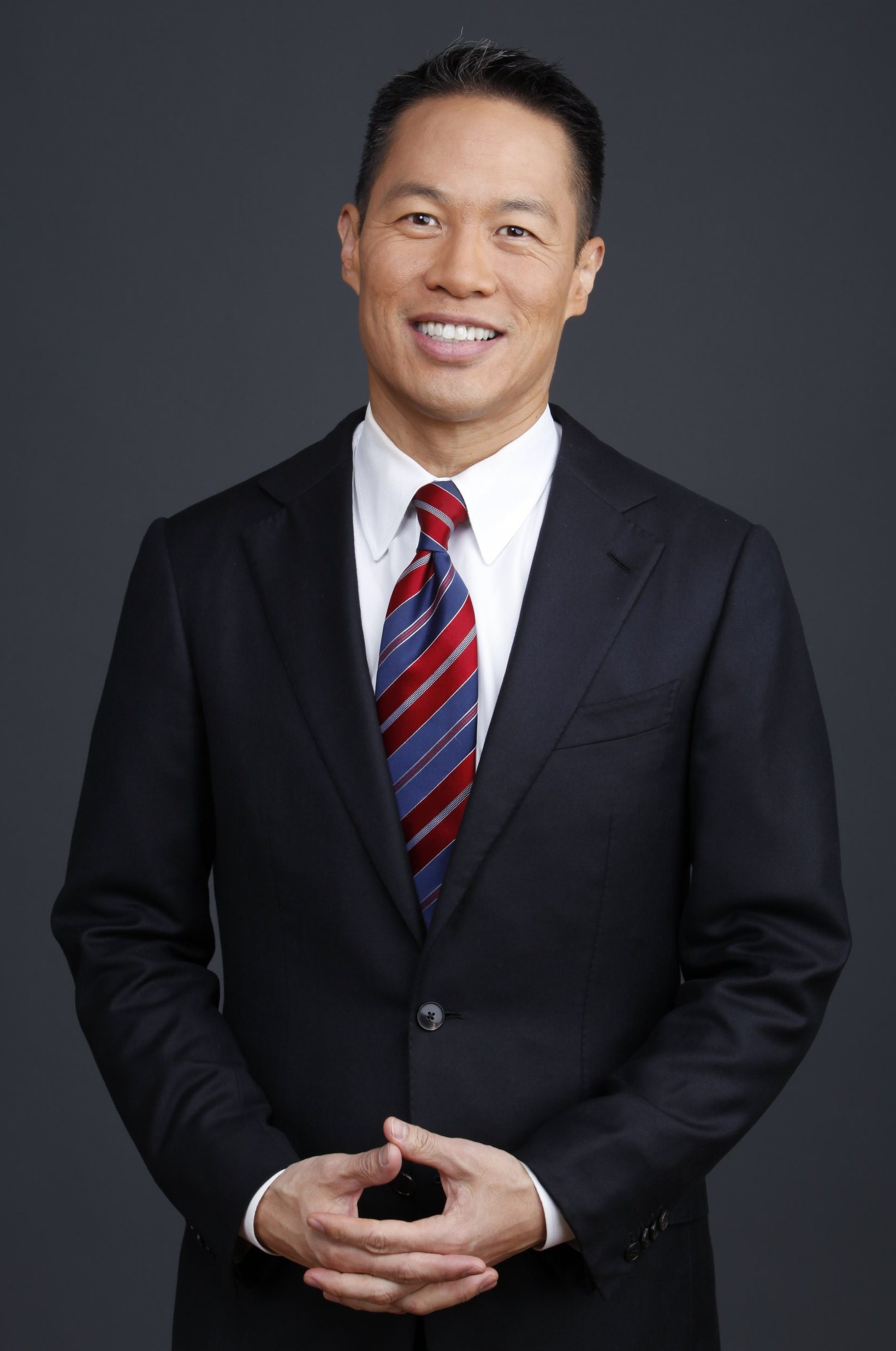 Richard Lui, MSNBC News Anchor on FAKE NEWS: cyberwarfare's cousin is more than misinformation