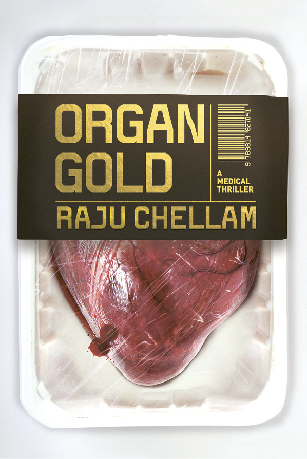 ORGAN GOLD by Raju Chellam