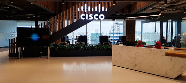 Invitation to the launch of Cisco Innovation Center and Cybersecurity Centre of Excellence