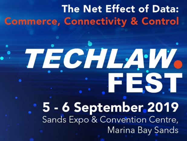 Invitation to TechLaw. Fest 2019 with Sir Tim Berners-Lee on 5 Sept