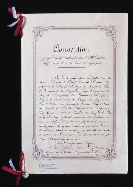 Commemoration of the 70th Anniversary of the Geneva Conventions